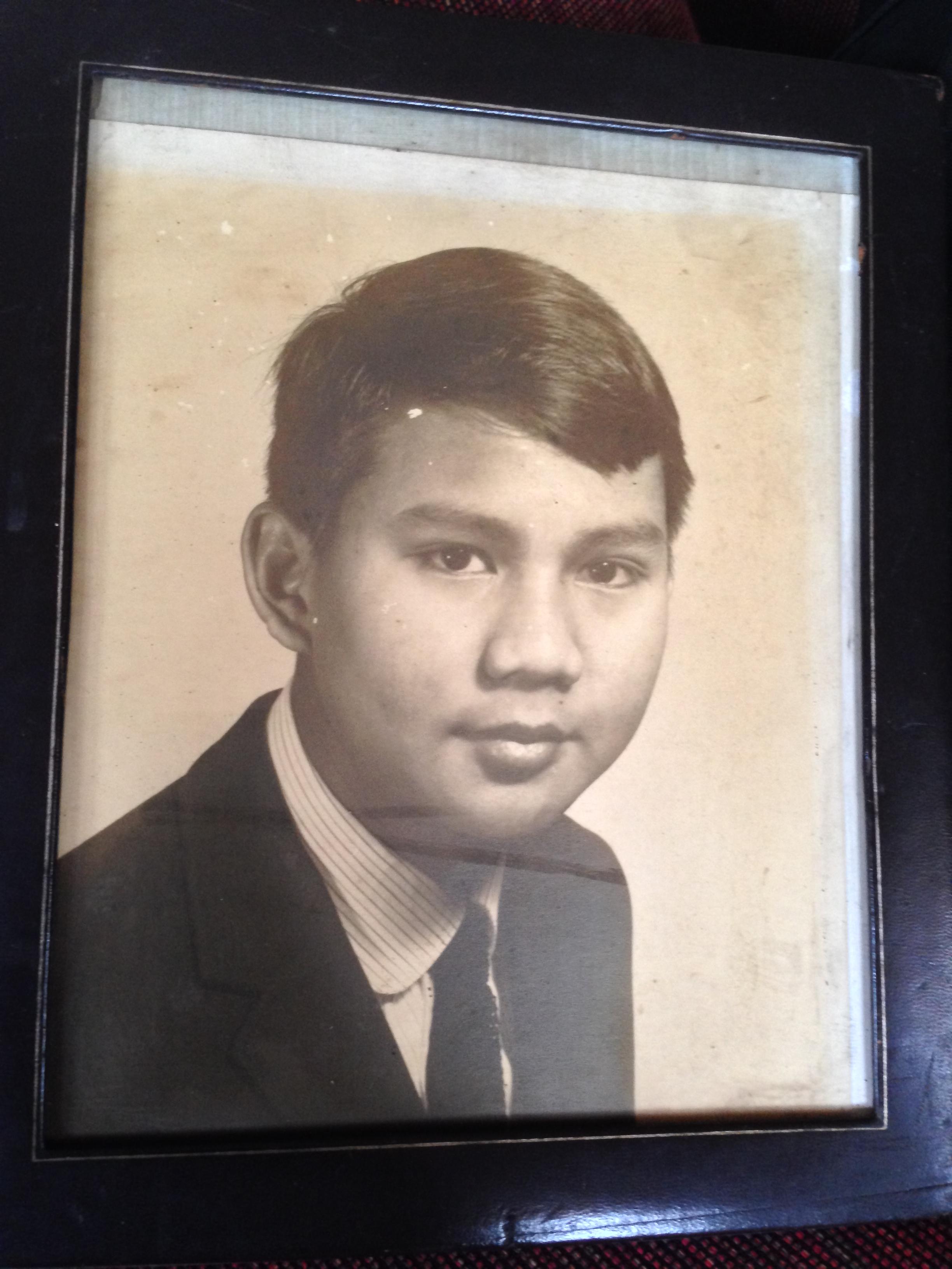 Siapa Prabowo S... Prabowo Subianto